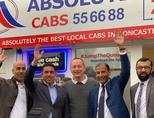 Absolute Cabs gets No.1 Rankings